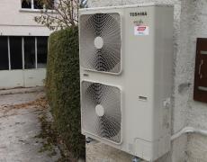 Production de chaleur à Miège