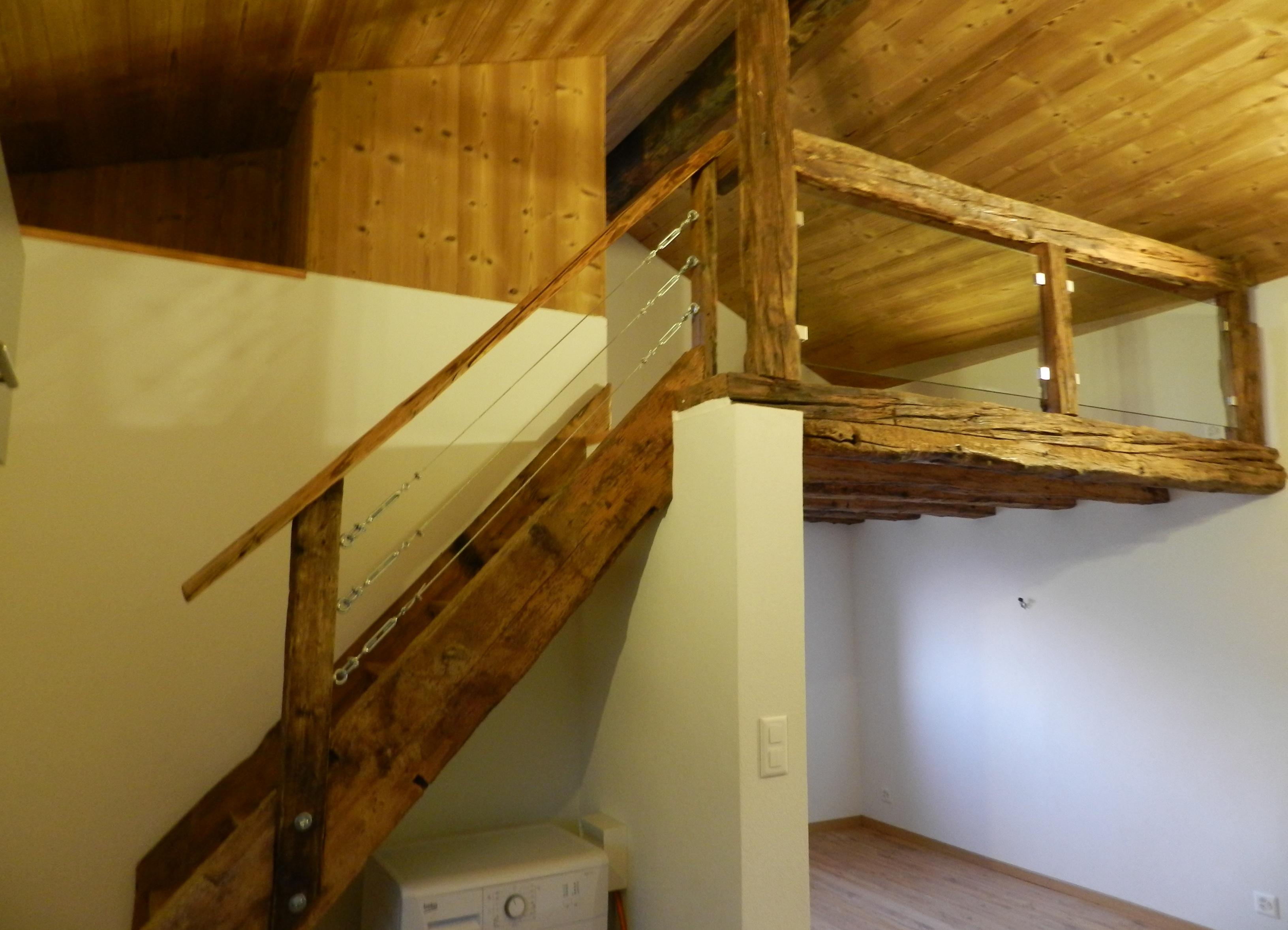 transformation d une grange rurale en habitation corin. Black Bedroom Furniture Sets. Home Design Ideas