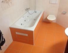 Rénovation d'une salle de bain à Conthey