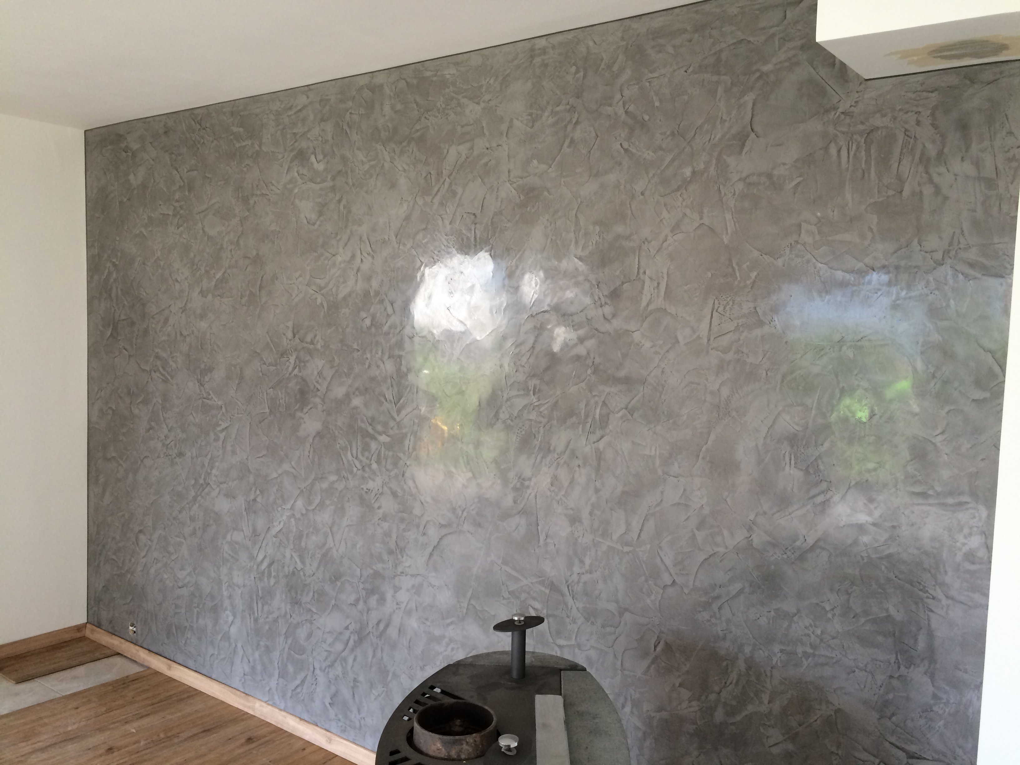 Stucco gris peinture antirouille - Peinture stucco video ...