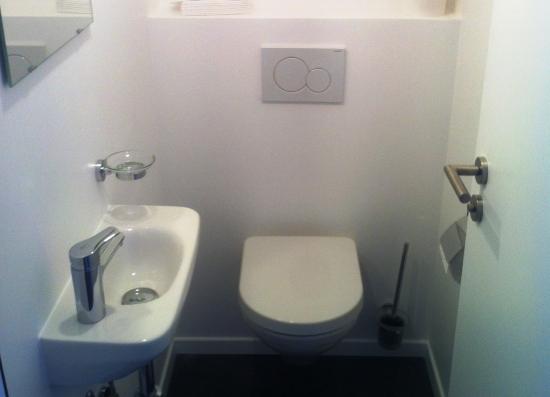 Petit wc visite étage