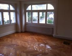 Rénovation d'un ancien appartement à Sierre