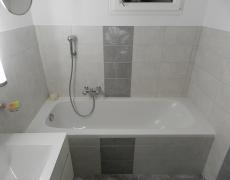 Rénovation d'une salle de bain à la rue Edmond-Bille à Sierre