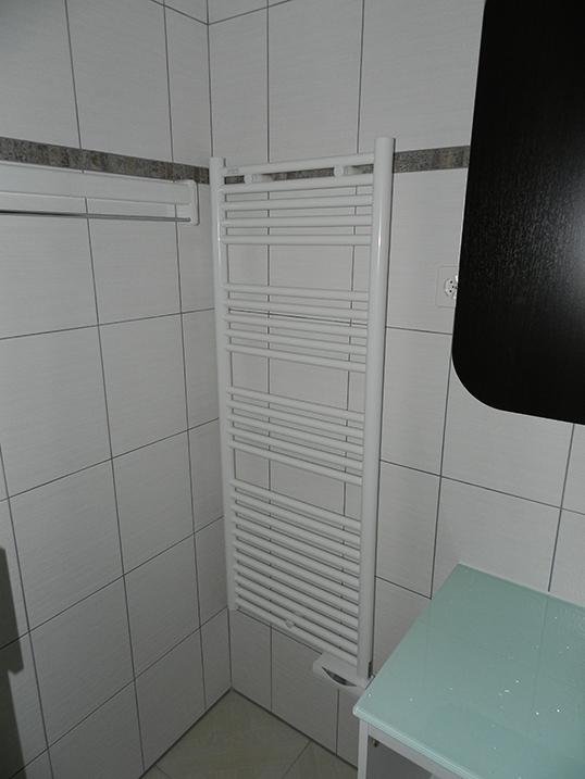 R novation d une salle de bain crans montana revey for Refection salle de bain