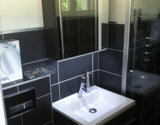 Rénovation de 2 chambre et salle de bain à Sierre